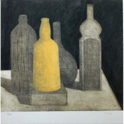 La botella amarilla